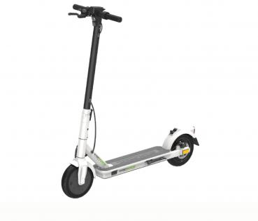 STREETBOOSTER One in Weiss E-Scooter mit Strassenzulassung 22 km/h !